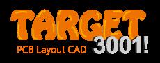 Target 3001! Logo